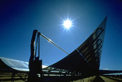 Sun Parabolic Trough