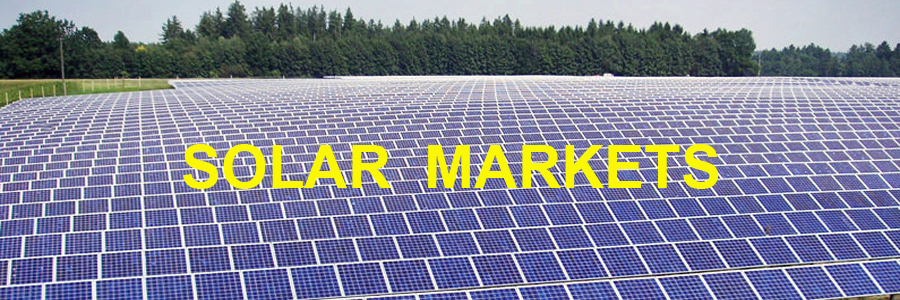 Top Pic Solar Markets